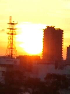 初日の出♪♪